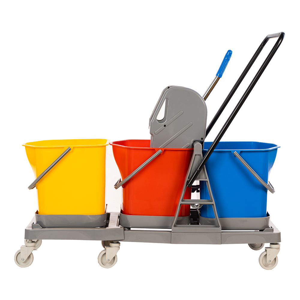 Mrinmoyee IN0730 3 bucket trolley